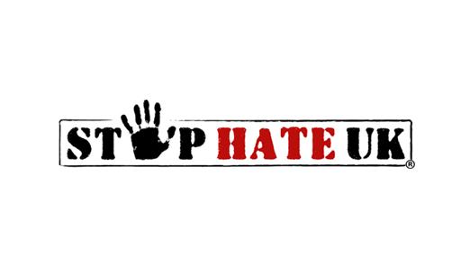 Stop Hate UK Logo